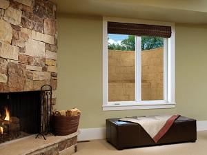 Egress windows provide safety & natural lighting for your basement apartment