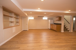 Basement Finishing Flooring In Schenectady U0026 Nearby